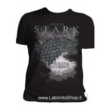Game of Thrones T-Shirt Stark Houses