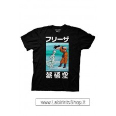 Dragonball Z T-Shirt Goku & Freezer