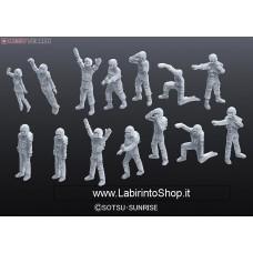 Gundam - 1/144 MS Figure 01