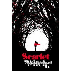 Marvel Comics Metal Poster Scarlet Witch Covers Witches Road 10 x 14 cm