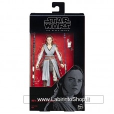 Star Wars Black Series Action Figures N. 44 15 cm Rey (Jedi Training)