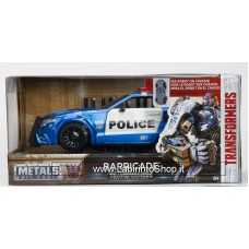 Jada - Die Cast Metals - Barricade 1/24