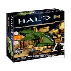 Revell Halo Unsc Pellican Build and Play Snap kit
