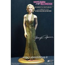 Star Ace Toys Ltd Marilyn Monroe as Lorelei Lee Gold Dress Version