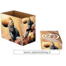 Marvel Captain America Battle Short Comic Storage Box