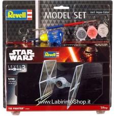 Revell Star Wars Tie Fighter Easykit Pocket 1/110