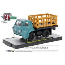 M2 1966 Dodge L600 Stake Bed Truck 1/64