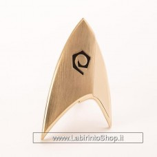 Star Trek Discovery Insignia Badge - Operations