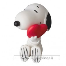 Peanuts Snoopy with Heart UDF Mini-Figure