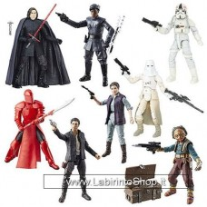 Star Wars Black Series Action Figures 2017 Wave 8  15 cm