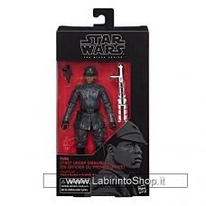 Star Wars Black Series Finn (First Order Disguise) (Episode VIII)