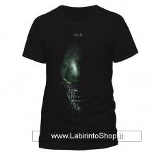 Alien Covenant T-Shirt Run