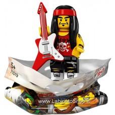 Serie ninjago: Gong & Guitar Rocker