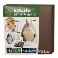 My Neighbor Totoro Papercraft Origami
