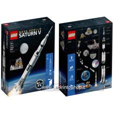 Lego Saturn V Apollo NASA