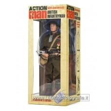 Action Man Action Figure 50th Anniversary British Infantryman 30 cm