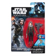 Star Wars Universe Action Figures 10 cm 2016 Sergeant Jyn Erso Jedha