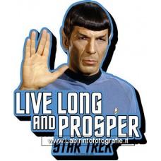 Star Trek Spock Quote Magnet