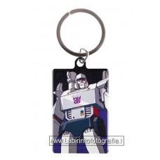 Transformers Metal Keychain Megatron 6 cm