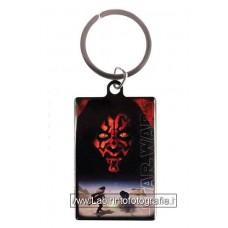 Star Wars Metal Keychain Darth Maul 6 cm