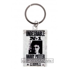 Harry Potter Metal Keychain Undesirable No. 1 6 cm