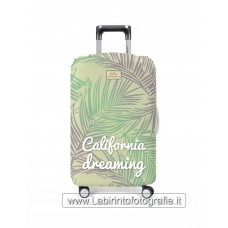 Luggage Cover California Dreaming