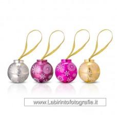 Lip Gloss Company Snowflake Bauble Lip Gloss