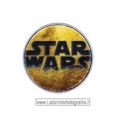 Star Wars Click Badge Logo Bronze