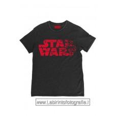 Star Wars Episode VIII T-Shirt Logo Destroy
