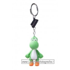 Nintendo Rubber Keychain Yoshi 7 cm