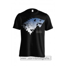 Game of Thrones T-Shirt Stark & Crows
