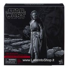 Star Wars Episode VII Black Series Deluxe Action Figure 2017 Luke Skywalker Ahch-To Island 15 cm