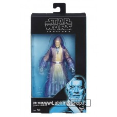 Star Wars Black Series Action Figure 2017 Obi-Wan Kenobi (Force Spirit) Exclusive 15 cm