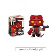Funko Pop! - Comics - Hellboy