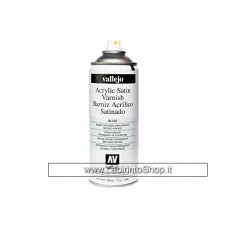 Vallejo 28.532 Acrylic Satin Varnish spray 400ml