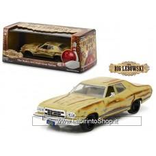 Greenlight 1:43 - The Big Lebowski The Dude's 1973 Ford Gran Torino
