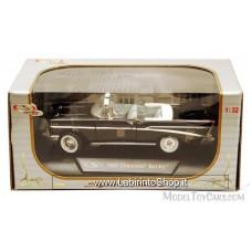 Signature Signature 1957 Chevy Bel Air Convertible Black  1/32