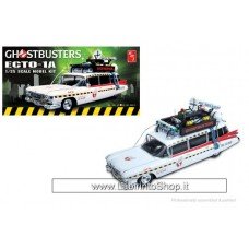 Ghostbusters ECTO-1A 1:25 Scale AMT Detailed Plastic Kit