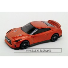Hot Wheels 17 Nissan GT-R (R35)