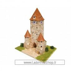 29127 Ostentor Regensburg Germania - Aedes Ars Kit di Modellismo in Ceramica