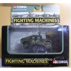 Corgi Fighting Machines HMMWV