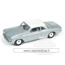 Racing Champion Mint - 1960 Chevy Corvair Silver
