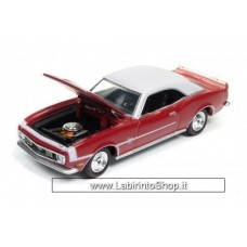 Racing Champions Mint - 1968 Chevy Camaro SS Red