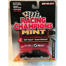 Racing Champions Mint - 1987 Buick Grand National Black