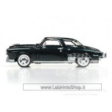 Racing Champions Mint - 1951 Studebaker Commander Black