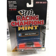 Racing Champions Mint - 1958 Ford Edsel Red