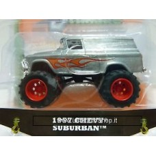 Jada - Die Cast Metals - Just Truck 1957 Chevy Suburban