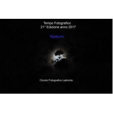 Tempo Fotografico 2017 - Notturni