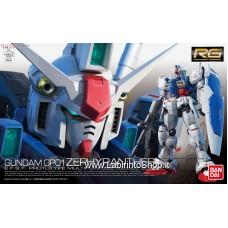 RX-78 GP01 Gundam GP01 Zephyranthes (RG) (Gundam Model Kits)
