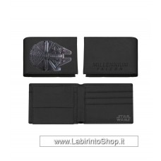 Star Wars Episode VIII Wallet Millennium Falcon